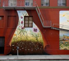Mona Caron in San Fransisco.