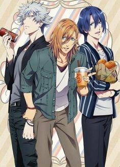 Uta no Prince-sama Death Note Anime, Death Note Near, Hot Anime Guys, Anime Love, My Little Pony, Anime Manga, Anime Art, Jinguji Ren, Sketches
