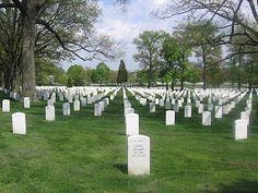 Arlington National Cemetary, Virginia