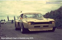 Ford Capri Racing You said badass ? Ford Capri, Ford Motor Company, Retro Cars, Vintage Cars, Rat Rods, Car Ford, Auto Ford, Sports Sedan, Mk1