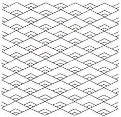 sashiko patterns free download | ... .com: Hishi-Seigaiha - Traditional Sashiko (larger): Stitchitize