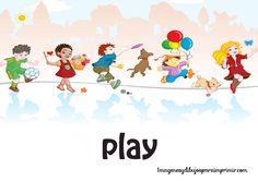Verbo jugar/ play