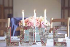 Real Claire Pettibone bride Kyla's wedding | Photo: Natalie J Photography ft. on Rock My Wedding