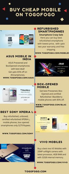 Cute Togofogo is online mobile selling portal with huge discounts Here you can buy refurbished