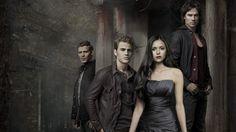 Widescreen Wallpaper: the vampire diaries