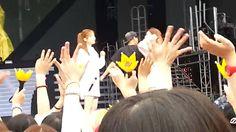 YG Family sound check party - 2ne1,Lee hi,Soohyun - Go Away