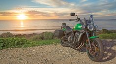With Kawasaki's Vulcan S. buyers can combine footpeg positions, seat shapes and an optional handlebar to custom fit a person's physical size and riding preferences.