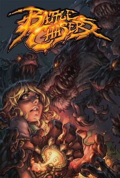 #Battle Chasers: Collected Edition  #Read