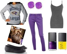 NFL football outfit 1