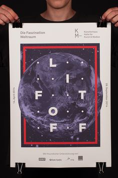 Lift Off - A student project by: Ivan Filippi, Martin Mackinger, Christina Morell, Joris Rigerl, Elias Tinchon for FH JOANNEUM