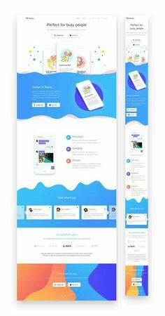 Landing Page Design - Landing Pages - Create a landing pages with drag and drop. Easily make your landing page in 3 minutes. - Landing Page Design Design Logo, Web Design Tips, Web Design Company, App Design, Flat Design, Best Web Design, Web Design Trends, Cover Design, Web Design Websites