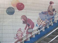 Nankang metro station designs, Jimmy Liao