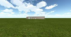 Cool 3D #marketing http://ift.tt/2oNO3OS #barn #workshop #greenhouse #garage #roofing #DIY