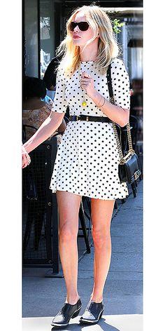 Cute dress! kate bosworth
