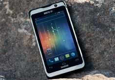 Looking for a rugged smartphone? Here's an option for you.