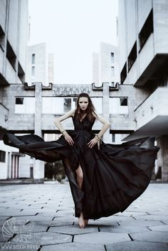 The Urban Crow by Viktoria Bolkina, via Behance