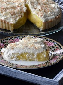 Thibeault's Table: Coconut Cream Pie
