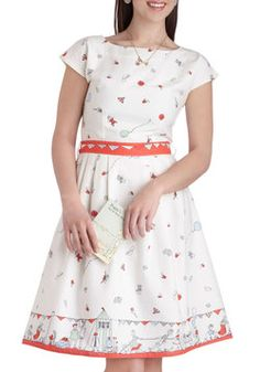 $101.99 ~ Fair Thee Swell Dress, #ModCloth