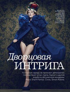 História: Moda e Sociedade #baroque