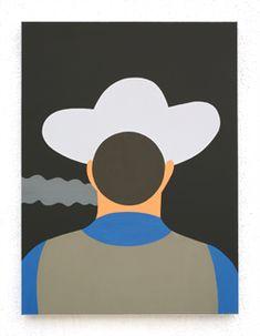 """Geoff Mcfetridge - """"Cowboy"""""""