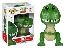 POP! Vinyl Disney: Toy Story - Rex | Funko (Bought at Toys R' Us on 1/30/16)