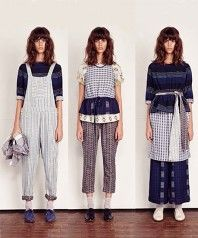 our spring14 collection reviewed on Refinery29