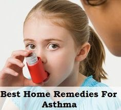Best Home Remedies For Asthma