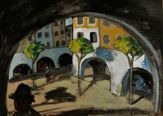 Auguste Chabaud (1882 - 1955 )