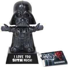$23 Figura Darth Vader: I love you sith much