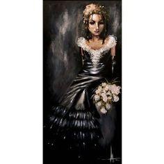 Art Print: Bridesmaid by Angelina Wrona : Over The Rainbow, Big Eyes, Find Art, Framed Artwork, Art Girl, Art Photography, Bridesmaid, Art Prints, Xmas Ideas