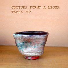 Tea cup. Wood fired