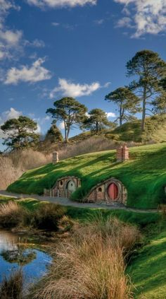 Hobitton, The North Island, New Zealand