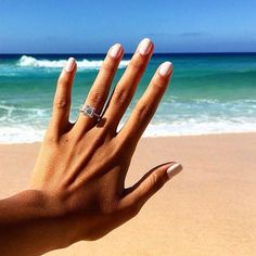 If you could choose anywhere in the world to propose/be proposed to, where would it be?  @ryanrcurtis flew from L.A. to Hawaii to surprise girlfriend @emily.valerio with not only an unexpected visit, but a proposal too. I think we can all agree he chose a stunning location and a beautiful ring. Huge congrats to you both!  Tag @secret_honeymoons in your engagement shot to share your story.  #engagementring #engaged #engagedlife #justengaged #proposal #destinationproposal #valentines…