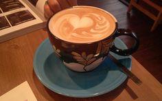커피다움 라떼♥