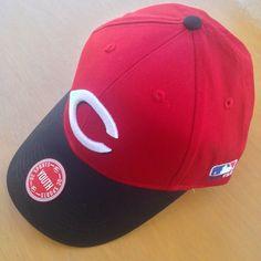 Cincinnati Reds OC Sports MLB Hat Baseball Cap Adjustable Youth #OCSports #CincinnatiReds
