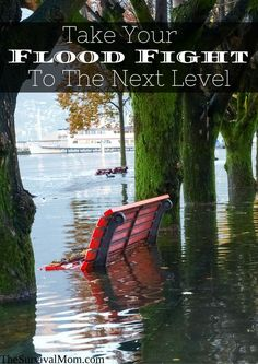 Do you have a flood fight plan? Have you really thought it through? It's worth taking some time to consider the best way to respond to keep your home safe.