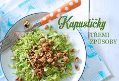 růžičková kapusta recepty Side Dishes, Grains, Rice, Cooking, Daughter, Food, Baking Center, Meal, Kochen