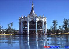 Gurnee's Carousel Columbia, Gurnee, IL. The world's largest carousel.