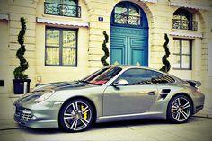 Porsche 911 Turbo. Always my favorite!