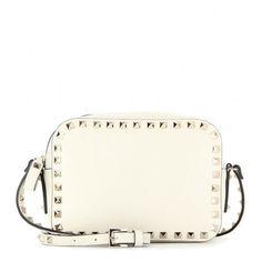 ONE DAY SALERockstud purse Brand new! Never used! Rockstud white crossbody bag. Bags
