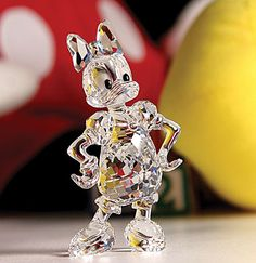 Swarovski Crystal Disney Collection, Daisy Duck