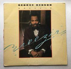 1 CENT: GEORGE BENSON BREEZIN VINYL 1976 WARNER BROS RECORDS LP BS 2919