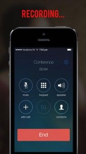 call time tracking app for iphone