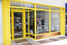 Coletta, un nuevo concepto de peluquería | La Bici Azul: Blog de decoración, tendencias, DIY, recetas y arte
