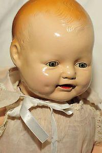 Horsman Composition Dolls   Details about E I Horsman Composition Doll Baby Dimples
