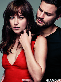 Jamie Dornan and Dakota Johnson's Biggest Turn-On Will Surprise You: Fifty Shades of Grey is just weeks away from hitting theaters, and the film's stars, Jamie Dornan and Dakota Johnson, are preparing us with a sexy set of snaps.