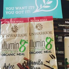 "88 Likes, 4 Comments - Jillian Dworak CPT (@jillian_dworak) on Instagram: ""So if your looking for plant based nutrition check out @Sunwarriortribe illumin8 Plant based…"""