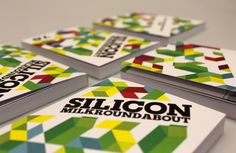 Silicon Milk Roundabout brochure printing