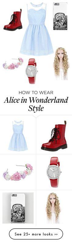 """Alice in wonderland"" by drakewewe on Polyvore"