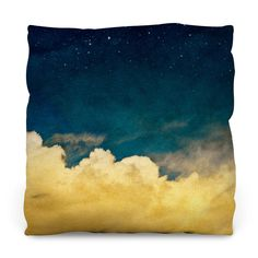One For The Dreamers Outdoor Throw Pillow